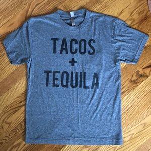 Tacos + Tequila Tee